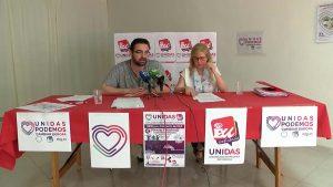 IU no presentará contencioso electoral y la nueva corporación de Torrevieja se constituirá el sábado