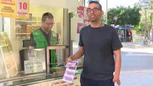 La ONCE deja millones en Orihuela