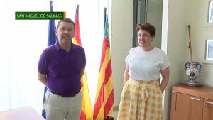 El gobierno tripartito de San Miguel de Salinas se pone en marcha