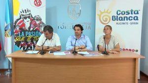La primera etapa de la Vuelta saldrá de las Salinas de Torrevieja y acabará en el puerto