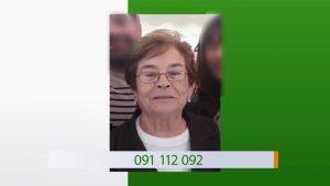 Sin noticias de Carmen Andreu: la mujer de 73 años que ha desaparecido en Desamparados