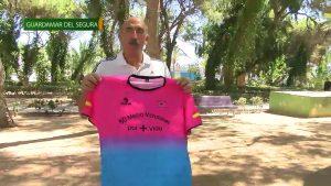 Manolo Maciá culmina el reto solidario 50 Medio Maratones por + vida