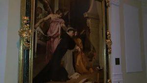 Lectura colectiva ante el Velázquez de Orihuela
