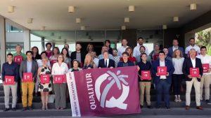 Orihuela, Pilar de la Horada y Torrevieja recogen sus banderas Qualitur 2019