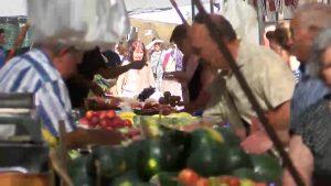 El melón y la sandía protagonistas en los mercados de la Vega Baja