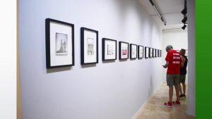 Guardamar acoge una exposición con fotografías realizadas por el Ingeniero Mira