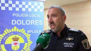 La Policía Local de Dolores incrementa la cobertura en verano