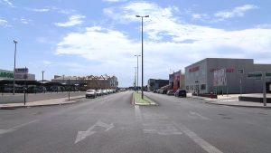 Almoradí trabaja en la mejora de sus polígonos industriales
