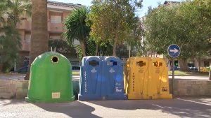 Aumenta la recogida de envases, papel y cartón en la Vega Baja