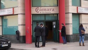 Cámara Orihuela quiere que se cuente con ellos en la reunión de alcalde propuesta por Eduardo Dolón