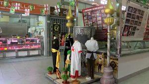 «La historia de las fiestas de Moros y Cristianos» expuesta en el Mercado de Abastos de Callosa