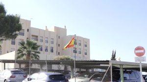 La Guardia Civil detiene en Guardamar a un joven que le hundió el pómulo a otro con un puñetazo