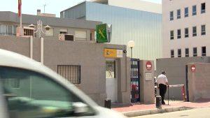 Detenidos por cometer un presunto delitro de tráfico de drogas en un pub de Torrevieja