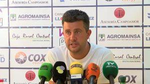 El Orihuela CF, preparado para su debut en Segunda División B