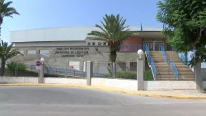 La ciudad deportiva de Albatera luce nueva imagen