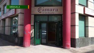 La Diputación y la Cámara de Comercio de Orihuela estrechan lazos