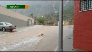 La apertura del pantano de Santomera pone en riesgo a toda la comarca