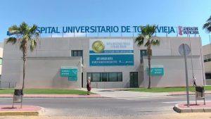 Ribera Salud y el Hospital Universitario de Torrevieja se solidarizan con la Vega Baja