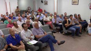 La Confederación Hidrográfica del Segura (CHS) evita la polémica surgida tras la riada en la comarca
