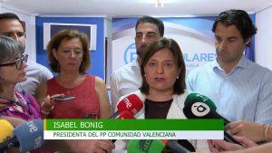Reunión comarcal del Partido Popular en Orihuela ante el escenario de zona catastrófica