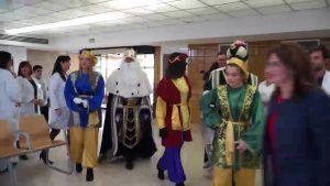 Todo listo en Orihuela para recibir a los Reyes Magos