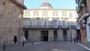 El Consell aprueba la realización de obras para reparación daños Centro Labora de Orihuela