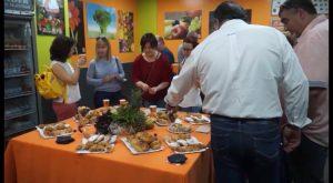 El colegio de Hurchillo celebra sus X Jornadas de Comida Ecológica