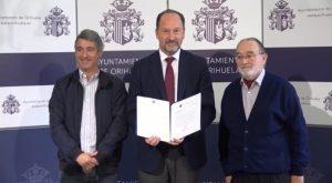 Orihuela inicia el hermanamiento con la ciudad mejicana de Zacatecas
