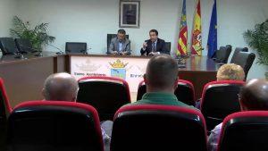 Los autónomos y las microempresas de la comarca recibirán financiación por la gota fría