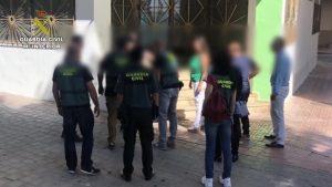 La Guardia Civil esclarece el fallecimiento del ciudadano belga hallado en Torremendo