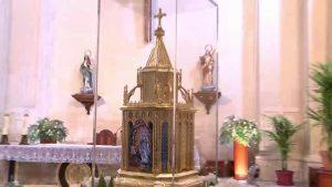 Las reliquias de santa Bernadette conmueven a Orihuela