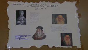 El alumnado del IES Rafal desarrolla un proyecto enfocado en Leonardo Da Vinci y Julio Verne