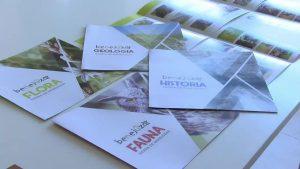 Benejúzar promociona su entorno natural con cuatro nuevos dípticos