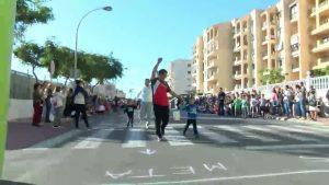 El CP Dama de Guardamar acoge una carrera solidaria contra la leucemia infantil