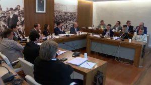 Primera Mesa Comarcal de trabajo con integración de los ayuntamientos representativos de la comarca