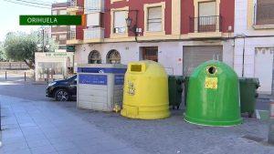 Las comparsas de Orihuela reciclaron 24.300 envases de vidrio durante las fiestas