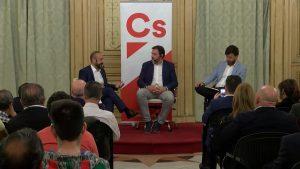 Ciudadanos celebra un acto de precampaña comarcal en Orihuela