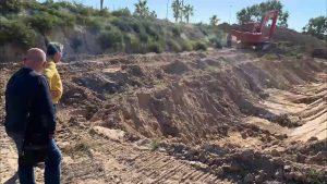 El Ayuntamiento inicia los trabajos de urgencia del dragado de la desembocadura