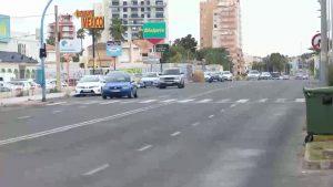Detenida una conductora en Torrevieja tras darse a la fuga en un control rutinario