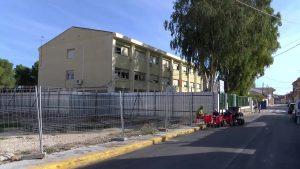 El colegio San Pedro Apóstol de Granja de Rocamora persigue el desdoblamiento del nivel de tres años