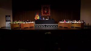 Alumnos de 6º de Primaria de Orihuela participan en un Pleno Infantil Extraordinario