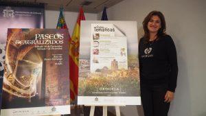 Turismo presenta la nueva edición de Paseos Teatralizados y Rutas Temáticas