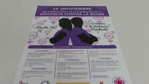 Almoradí conmemora el 25-N con varias actividades para sensibilizar sobre la violencia de género