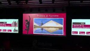 Las Salinas de Torrevieja, Premio al Turismo 2019
