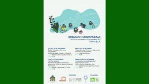 Orihuela celebra la Semana de la Discapacidad