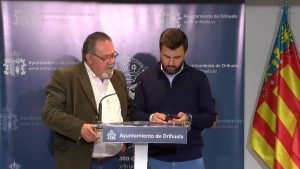Mayor control sobre la ocupación viaria en Orihuela