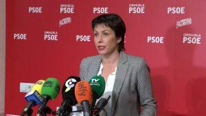 El grupo socialista en la Diputación de Alicante acusa a Eduardo Dolón de «blanquear la corrupción»