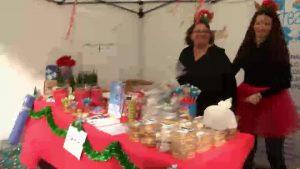 Mercadillo navideño y solidario en Orihuela