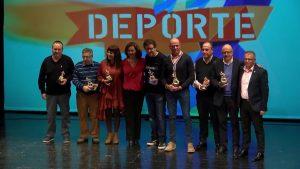 Televisión Vega Baja, premiada en la XXIV Gala del Deporte de Almoradí