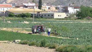 Menos agua para los agricultores de la comarca